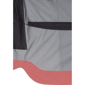 GORE WEAR H5 Gore-Tex Active Hooded Jacket Damen chestnut red/hibiscus pink